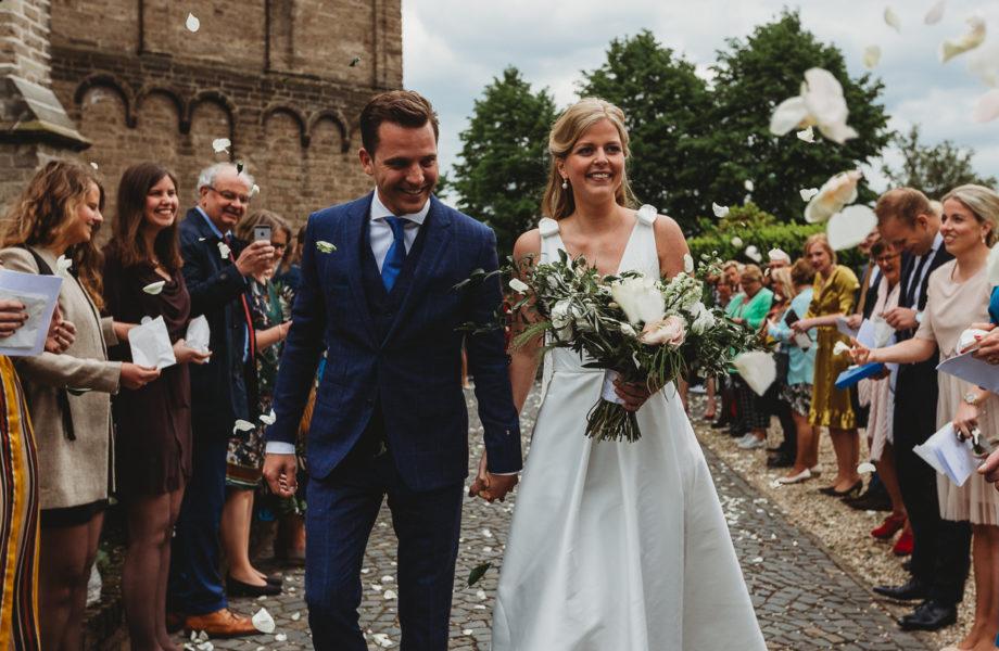 Bruiloft Sabine & René